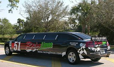 Picture of Racing Limo - Make: Dodge